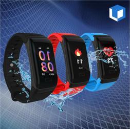 Bluetooth Waterproof GPS Sports Fitness Tracker Smart Bracel
