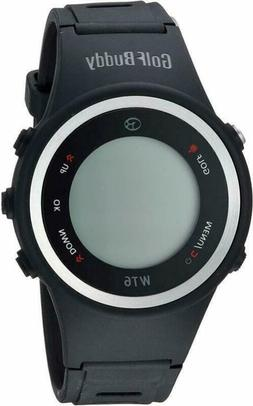 Brand New Golfbuddy Wt6 Golf Gps Watch, Black