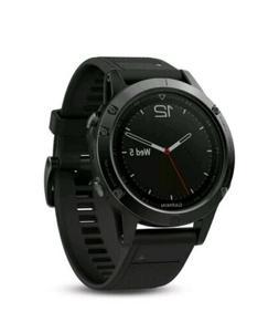 ~BRAND NEW SEALED~ Garmin Fenix 5 Sapphire Sports GPS Watch