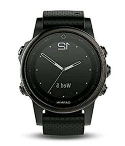 ~BRAND NEW SEALED ~ Garmin Fenix 5S Sapphire Sports GPS Watc