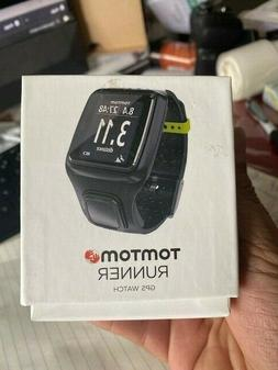 BRAND NEW TOMTOM RUNNER GPS WATCH SPECIAL EDITION BLACK
