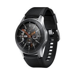 BUNDLE Samsung Galaxy Bluetooth Watch 46mm Silver SM-R800NZS
