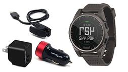 Bushnell Excel  Golf GPS Watch | Power Bundle with PlayBette