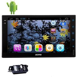 EinCar Capacitive 7 Inch Android 5.1 Quad Core Double 2 Din