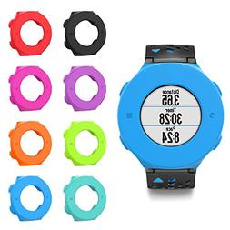 MoKo Case for Forerunner 620 Watch,  Soft Silicone Full Body