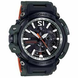 Casio Men's G-Shock GRAVITY MASTER GPS Bluetooth Watch GPW-2