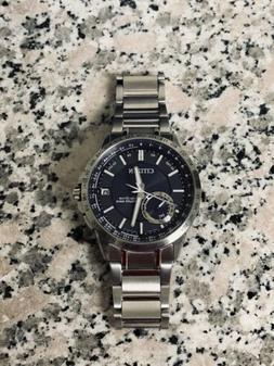 Citizen CC3000-89L Eco-Drive Men's World Time GPS Watch Pre-