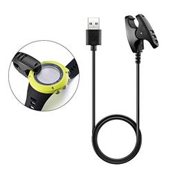 KOBWA Charger For Suunto Ambit, Power Cable for Suunto Ambit