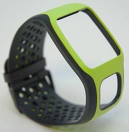 TomTom Comfort Strap Bright Green, One Size