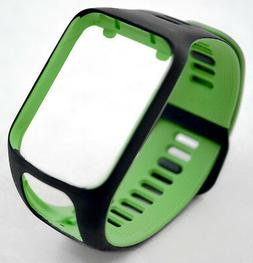 comfort strap slim neon green