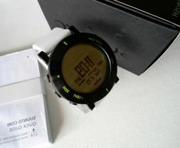 """Suunto CORE Outdoor Watch """"WHITE CRUSH"""" 