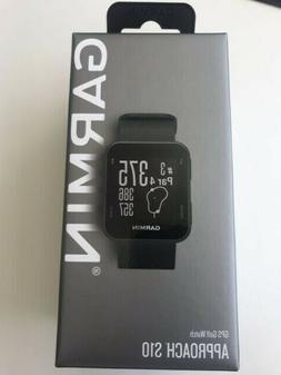 DEAL!!! Garmin Approach S10 GPS Golf Watch 2019 Black *BRAND