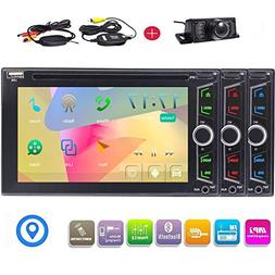 Eincar Double din 2 din Auto Radio in Dash DVD Player Car St