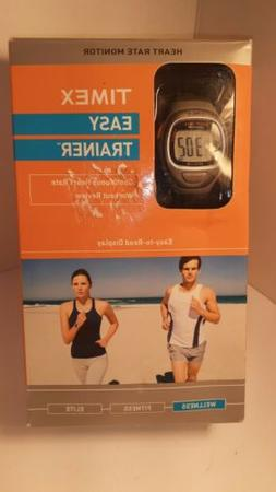 Timex Easy Trainer Heart Rate Monitor new with opened box