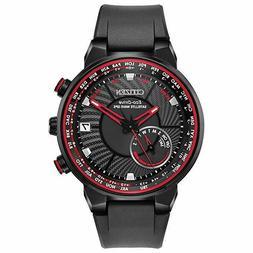 Citizen Eco-Drive Men's CC3039-08E Limited Black Satellite W