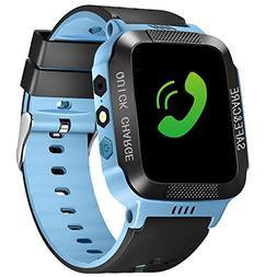 ele ELEOPTION Kids Smart Watches with GPS Tracker Phone Call