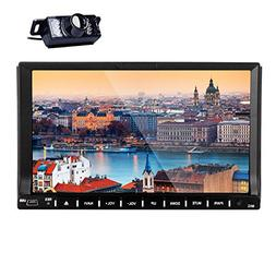 """Newest Car Stereo In Dash 7"""" Android 4.4 Capacitive Touchscr"""