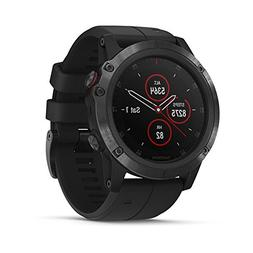 Garmin fēnix 5 Plus - Premium Multisport smartwatch with Mu