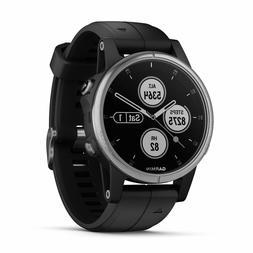 Garmin fēnix 5S Plus - compact multisport smartwatch with m