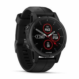 Garmin Fenix 5s Plus, Smaller-Sized Multisport GPS Smartwatc