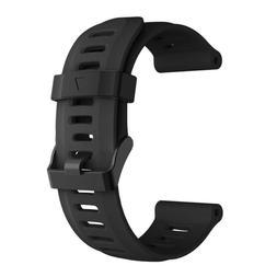 Fashion Silicone Quick Install Band Wrist Strap For Garmin F