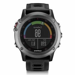 Garmin fenix 3 GPS Watch, Gray