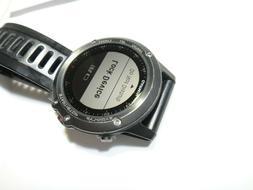 Garmin Fenix 3 GPS Watch, One Size - Gray/Black