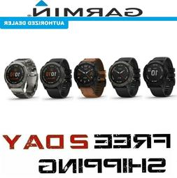 Garmin Fenix 6X Multisport GPS Watch / PRO, Sapphire or PRO
