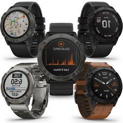 Garmin fenix 6X Multisport GPS Watch | Wifi, Maps, Pulse Ox