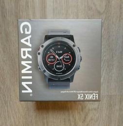 Garmin Fenix 5X Sapphire Multisport GPS Heart Rate Monitor W