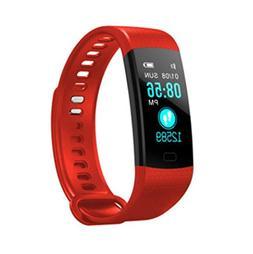 LJXAN Fitness Activity Tracker Color Screen Smart Bracelet H