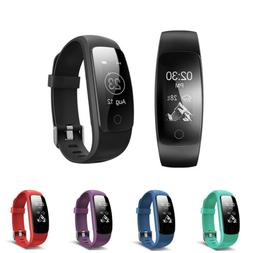 Fitness Bluetooth Smart Watch GPS Waterproof Wristband Heart