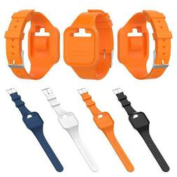 Fitness Soft Watch Strap Bracelet Replacement Silicone Wrist
