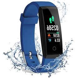 DoSmarter Fitness Tracker, Color Screen Activity Health Trac