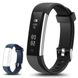 Fitness Tracker, LYOU X5 Plus Fitness Watch Heart Rate Monit