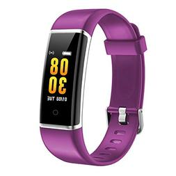 AUSUN Fitness Tracker, FT901 Color Screen Smart Wristband wi