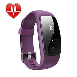 BIGFOX Fitness Tracker GPS Heart Rate, ID107 Plus Heart Rate