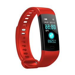 Fitness Tracker, Y5 Activity Tracker Smart Watch with Heart