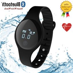 Fitness Tracker Watch Activity Sleep Monitor Bluetooth Runni