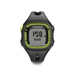 Garmin Forerunner 15 Small, Black/Green