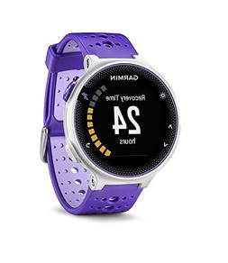 Garmin Forerunner 230 - Purple/white