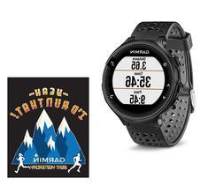 Garmin Forerunner 235 Black Grey/Black GPS Watch w/ Running