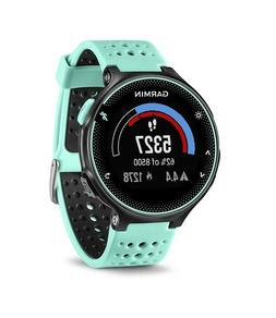 Garmin Forerunner 235 Frost Blue Silicone Band GPS Smart Wat