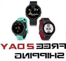 Garmin Forerunner 235 GPS Run Watch w/ Wrist-based HRM Frost