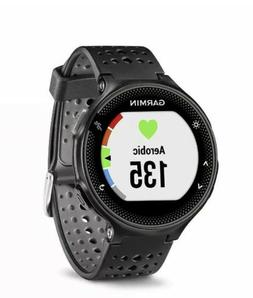 Garmin Forerunner 235, GPS Running Watch, Black/Gray - Brand