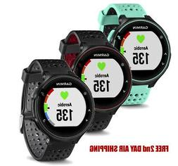 Garmin Forerunner 235 GPS Running Watch w/ Heart Rate - New