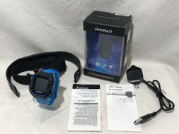 Garmin Forerunner 25 Bundle with Heart Rate Monitor  - Black