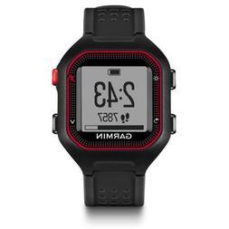forerunner 25 gps running watch