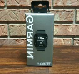Garmin Forerunner 35 GPS Running Watch for Runners - NEW, Bl