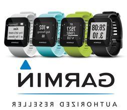 forerunner 35 gps running watch with heart